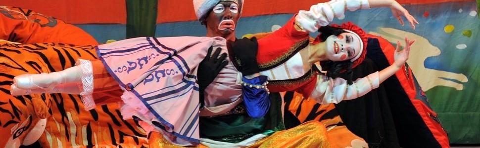 Русские сказки в балете
