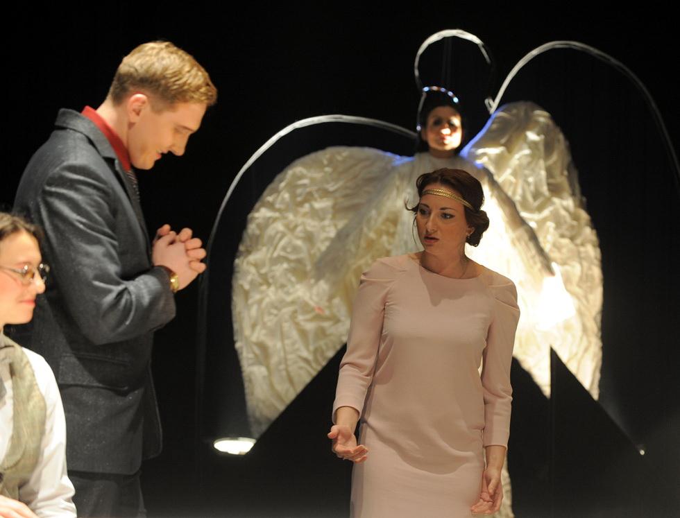 хор ангелы фото