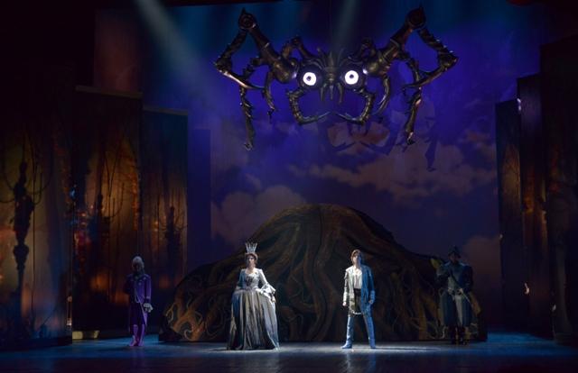 Новая «Белоснежка» в Детском музыкальном театре имени Наталии Сац