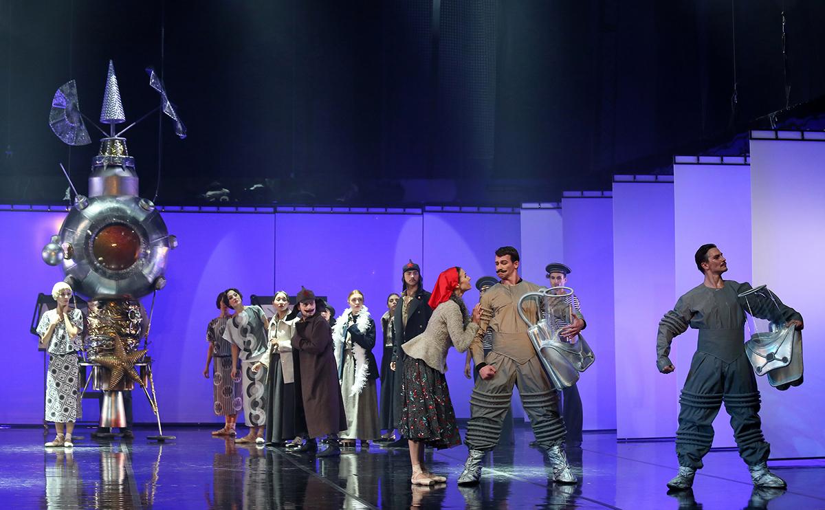 Афиша театр оперы и балета г самара
